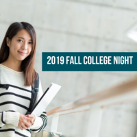 2019 Fall College Night at SUNY Adirondack