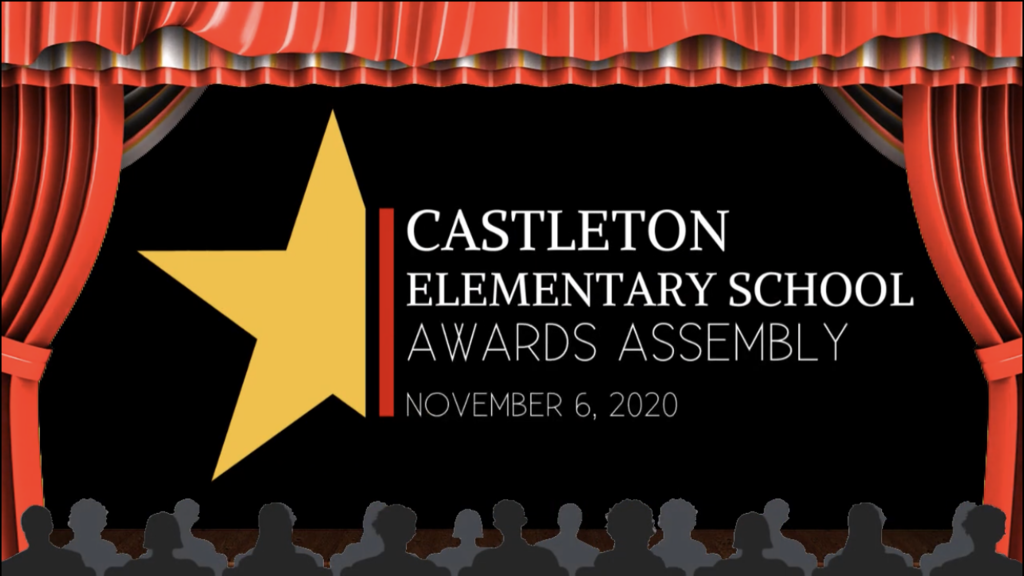 CES November Awards Assembly