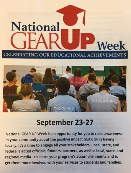 BVS National GearUp Week