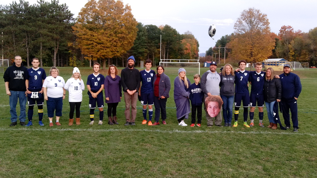 Senior Night - Boys Soccer
