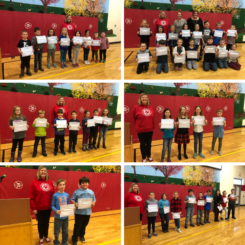 CES Academic Recognition