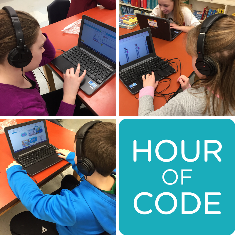 Hour of Code CES