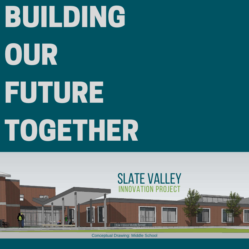 Slate Valley Innovation Project
