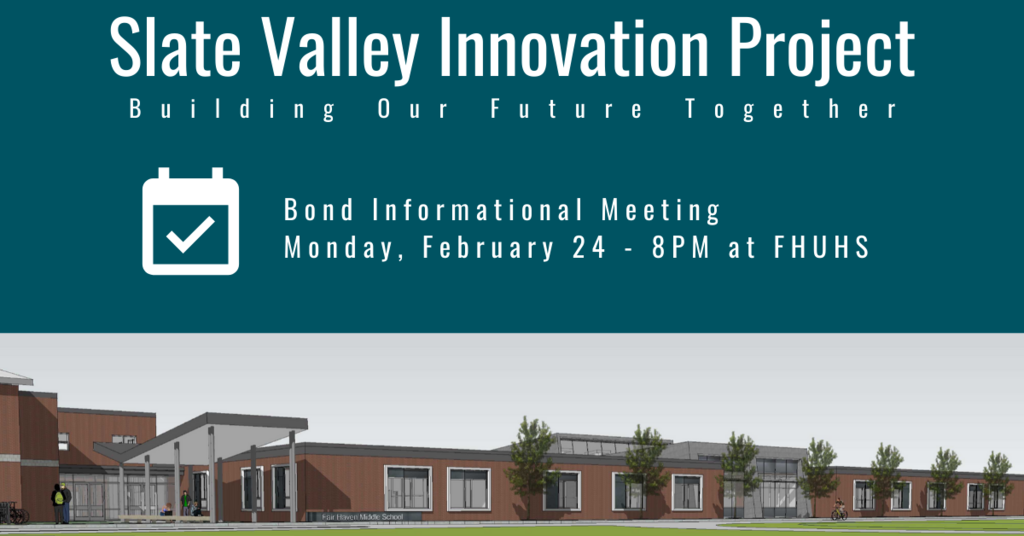 Bond Informational Meeting