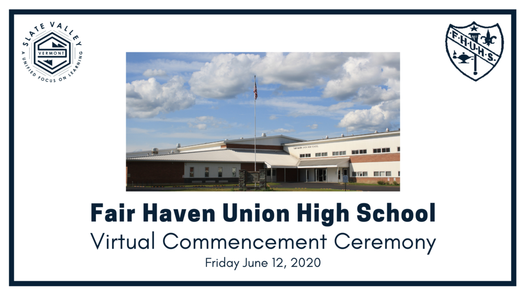 FHUHS Graduation Ceremony
