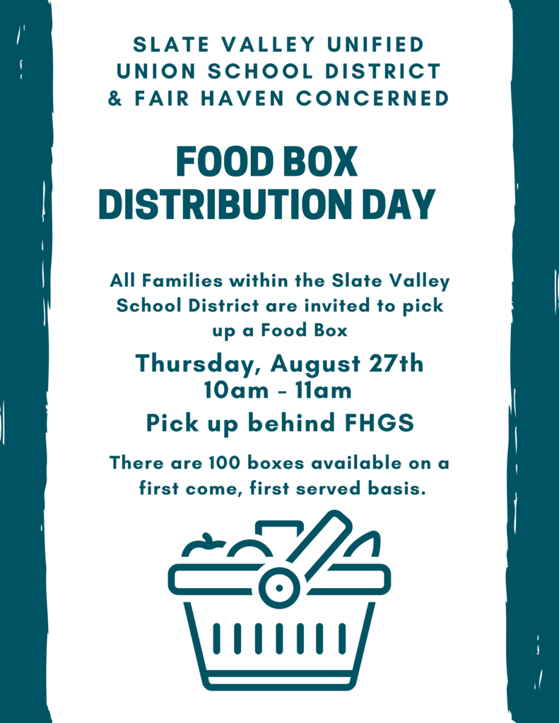 Food Box Distribution Day